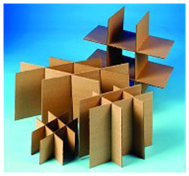 Providing a variety of cardboard partitions in Hanover, PA